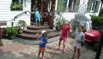 VI Wojewódzki Zjazd Rodzinnych Domów Dziecka (30 maja 2008)