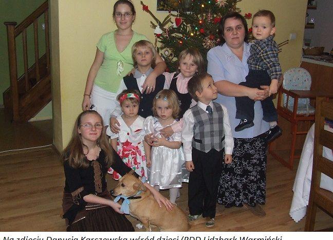 KĄCIK LITERACKI cz. IV Nasze pierwsze Boże Narodzenie Danuta Karczewska