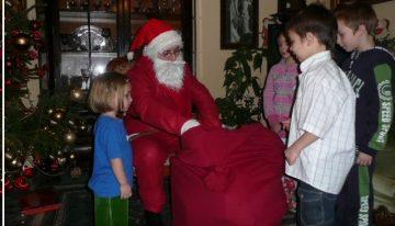 Boże Narodzenie w Rodzinnych Domach Dziecka