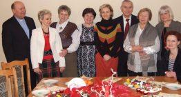 Spotkanie opłatkowe małżeństw prowadzących Rodzinne Domy Dziecka – 12 stycznia 2013