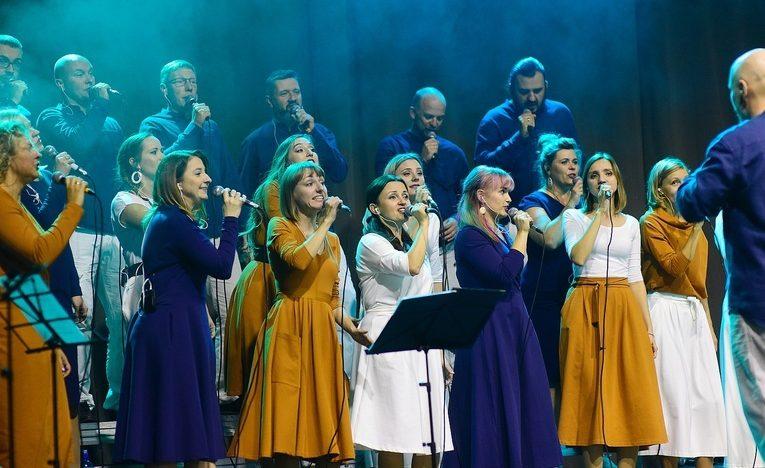 Koncert ku czci św. Jana Pawła II w Olsztynie