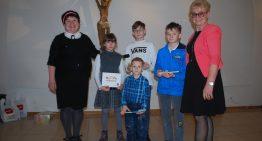 Spotkanie noworoczne wolontariuszy wspierających Olsztyński Orszak Trzech Króli